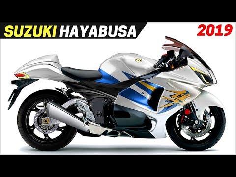 AWESOME!  Suzuki Hayabusa Turbocharged - Updated New Engine With cc