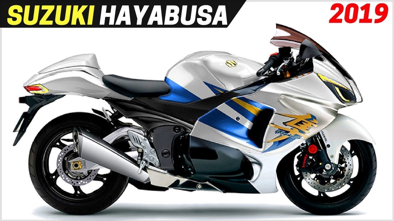 AWESOME 2019 Suzuki Hayabusa Turbocharged  Updated New Engine With 1440cc  YouTube