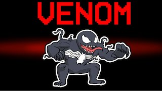 Download among us NEW VENOM ROLE (mods)