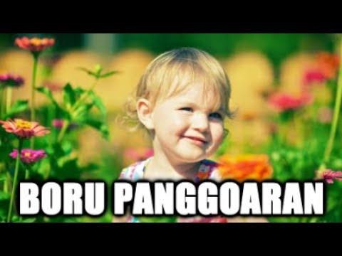BORU PANGGOARAN (Lirik & Artinya)