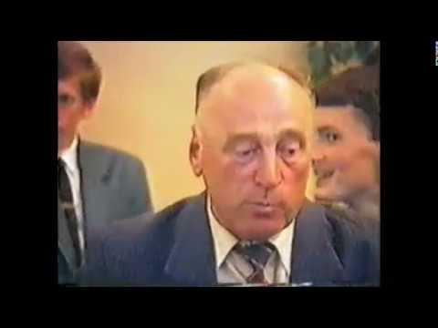Памяти А.А. Барскова. Выпускной в школе №1 г.Гвардейск, 1995 г.