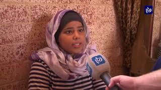 الإحتلال يواصل انتهاكاته بحق عائلة طارق أبوعون في الأغوار - (22-9-2017)