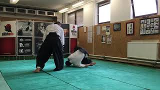 Kaeshi waza shihonage kara 3 változat
