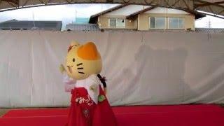 2016-3-19 ペッカリーとみっけちゃんのステージ RSKハウジングプラザ