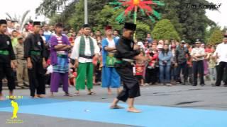 SILAT BEKSI H.HASBULLAH - BENTENG ART FESTIVAL