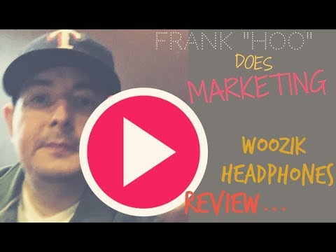 Best Headphones For Money - Woozik Headphone Review - YouTube