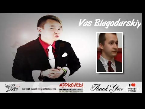 Expert Mart - Han Fan's EXCLUSIVE Interview With Vas Blagodarskiy - Hangout