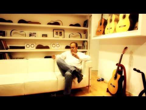 Jose Deluna tests Felipe Conde Guitars / Luthiers
