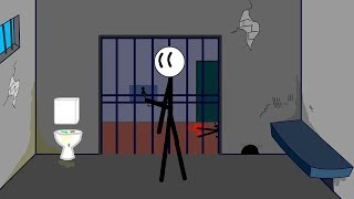 Escape the Prison - Stickman Jailbreak Escape (Android Gameplay)