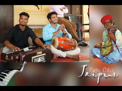 Jaipur's Talented Artists    Nahargarh Fort    Jaipur Vlog
