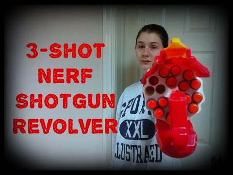 First Review Nerf Battlescout Modulus Blaster W Cam