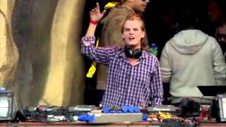 Download Avicii Live @ Tomorrowland 2011 - Armin van Buuren feat. Laura V - Drowning (Avicii Remix) MP3 song and Music Video