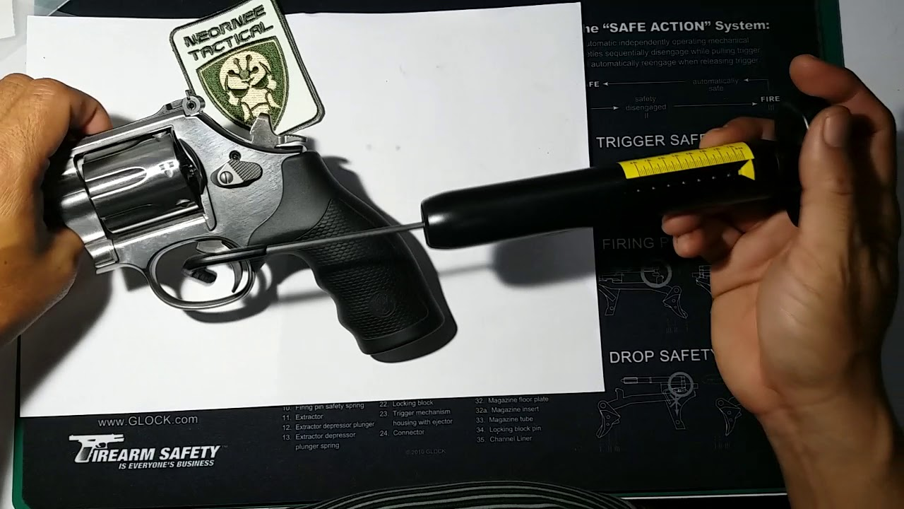 Smith Wesson 686 Trigger Job By Neornee Tactical