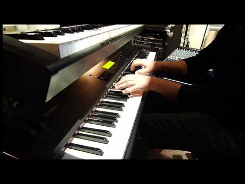 I Need You - Maurice White on PIANO(finger81 arrangement)