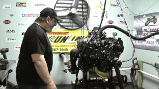 sbf 427w stroker crate engine
