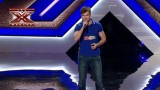 Владислав Скульский - Luna - Alessandro Safina - Кастинг в Донецке - Х-Фактор 3 - 8.09.2012