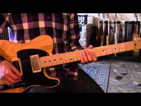 Runnin' With The Devil - Van Halen - Guitar Lesson