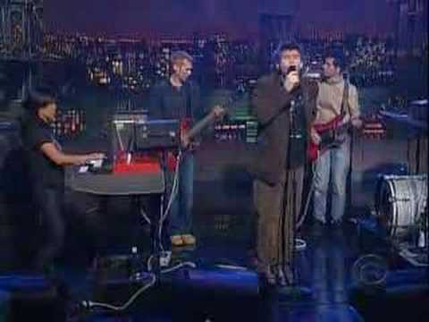 LCD Soundsystem - Late Show with David Letterman
