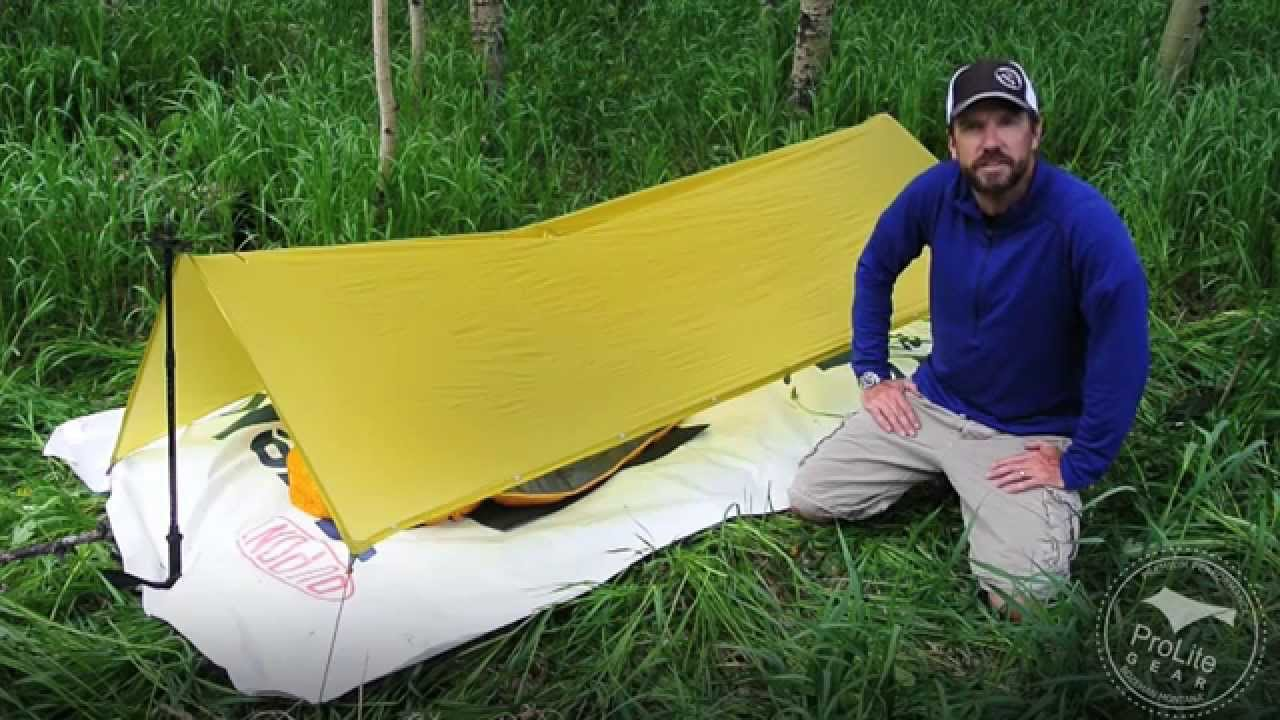Sea to Summit Ultra Sil Nano Tarp  YouTube