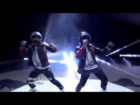 Kida & Fik Shun's Hip Hop Dance
