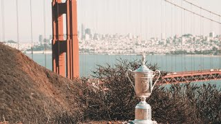If You're Going to San Francisco: U.S. Open Trophy Tour, Episode 6