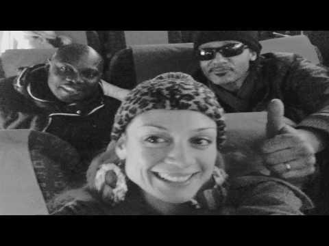 Bonbon à l'émission Africaraibes06