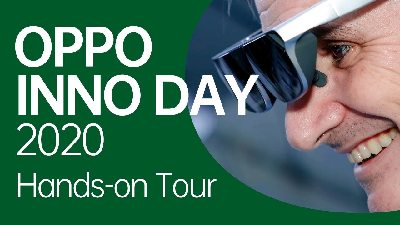 OPPO INNO DAY 2020- The latest Technology introduced!