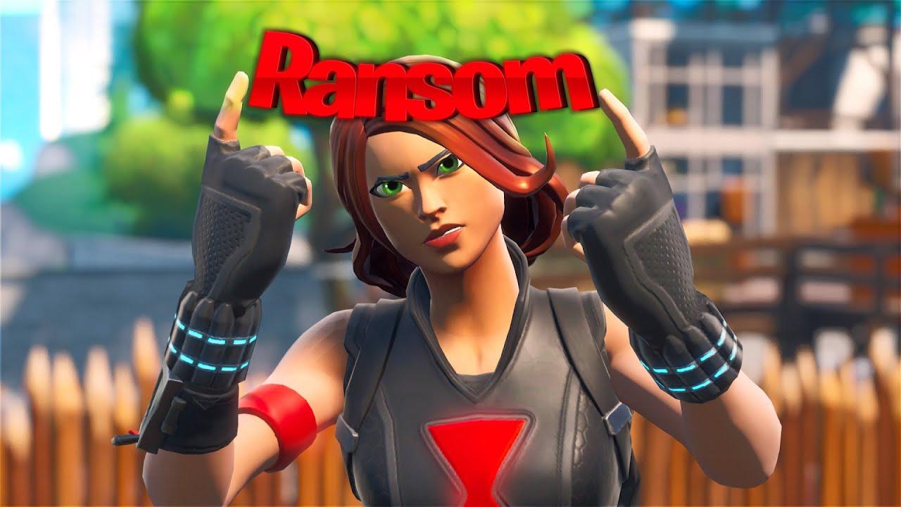 Ransom (Lil Tecca) | Fortnite Montage - YouTube