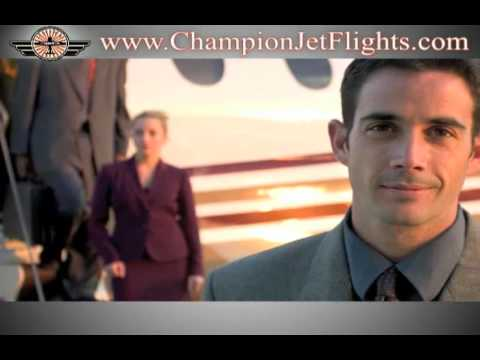 Private Air Travel - Charter Flight - Private Jets