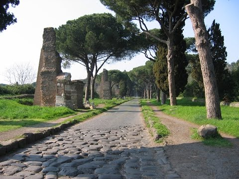 Appian Way - Programme One - Africa Begins at Rome
