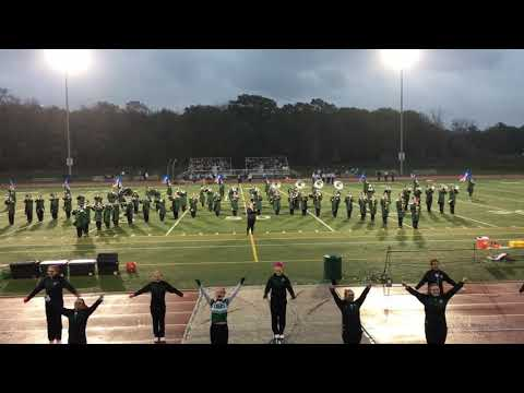 Olivet High School Fight song by the OHS Marching Band 10/19/2018
