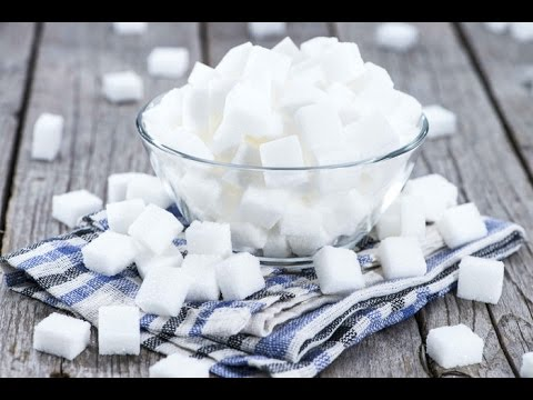 Как делают сахар рафинад видео