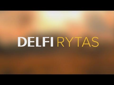 DELFI Rytas. Dingusios Mergaitės Detektyvas Vilniuje Ir Labai Pavojingos Kopos Dakare