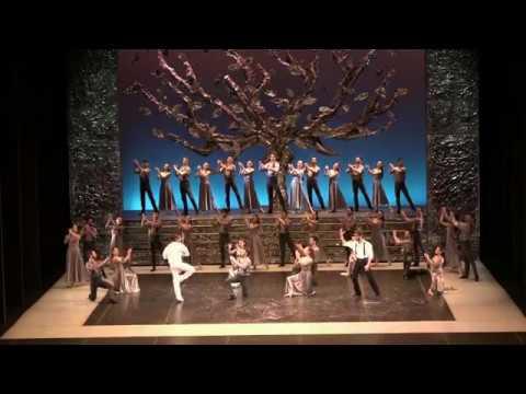 ♥♪♪♪♥ ZORBA THE GREEK show-- performer Nikos Ignatiadis