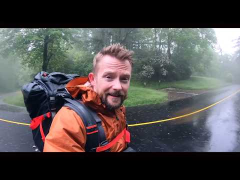 Taking Shelter From The Cold Rain - Day Camp Adventure Part 1