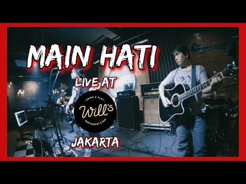 Andra And The Backbone - Main Hati  - Cover by BROTHERHOOD PROJECT Live at Will's Restaurant and Bar