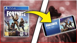 FORTNITE ON ANDROID! | FORTNITE ON HANDY! | FREE AND LEGAL!