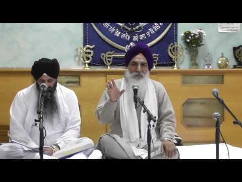 Giani Jaswant singh ji Manji sahib wale (Gurudwara seven kings)