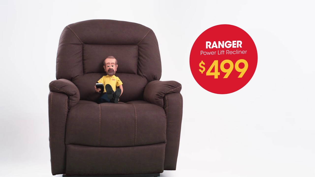 Yes You Can Get A Ranger Power Lift Recliner For Only
