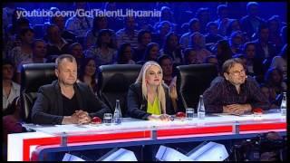 Lietuvos Talentai 2014 m. 9 serija | Vadik Raketa