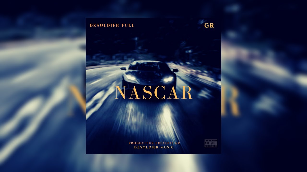#GRMG - [GR] // #NASCAR (Prod by GR) [AUDIO] - DZ SOLDIER#7