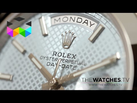 Rolex Makes A Serious Statement At Baselworld 2015