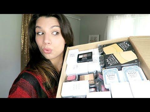 NYX Master Case Cosmetics Unboxing! Make Money Selling on eBay!