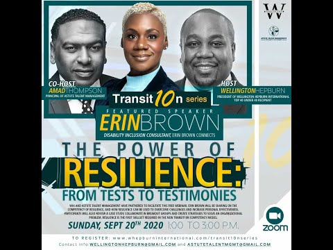 WHI Power of Resilience