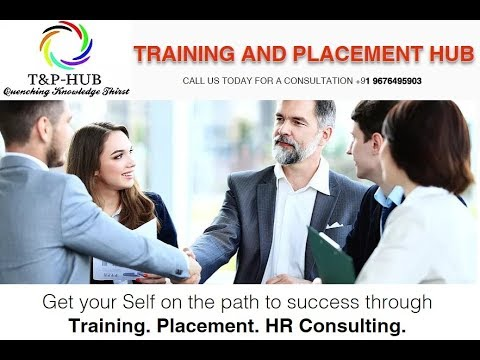 Training and Placement Hub corporate video
