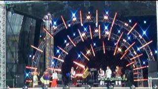 Усадьба Джаз 2010. Bubamara Brass Band
