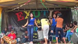 Download lagu Bukan Tak Muh Voc Tina Ganas Feat Ayu Chia I DJ EXOTIC HOROR I VERSI KPLO REMIX 2017 MP3