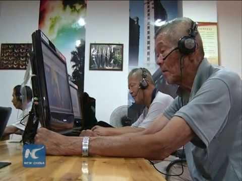 Seniors' Nursing Home In SE China Village