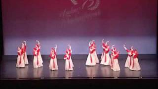 Vanoush Khanamerian Dance School - Tavigh Par - Armenian Traditional Dance
