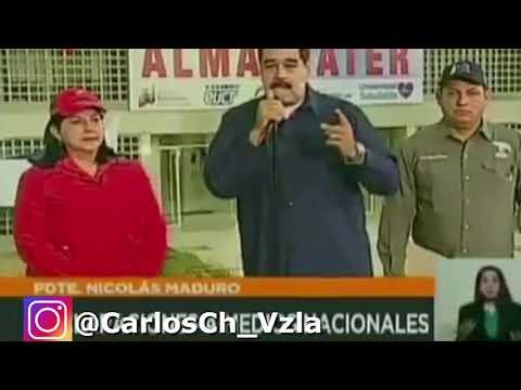 MADURO COÑO E TU MADRE